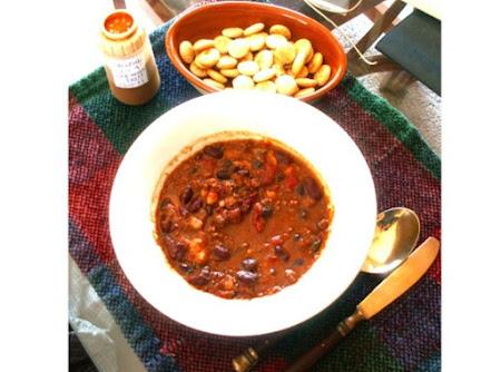 Braggin' Rights -- Chili Recipe