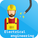 Electrical engineering icon