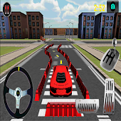 APK Game Car 3D Parking for BB, BlackBerry