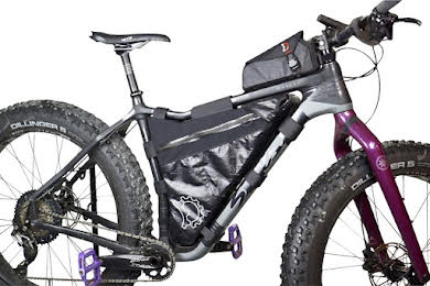 Revelate Designs Carbon Mukluk Frame Bag, XL alternate image 1