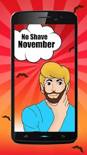 November no Shave Livewallpaper - náhled