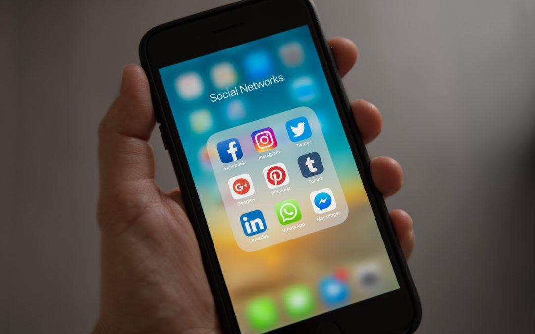Redes sociales   Errores habituales de las PYMES - Ludiana