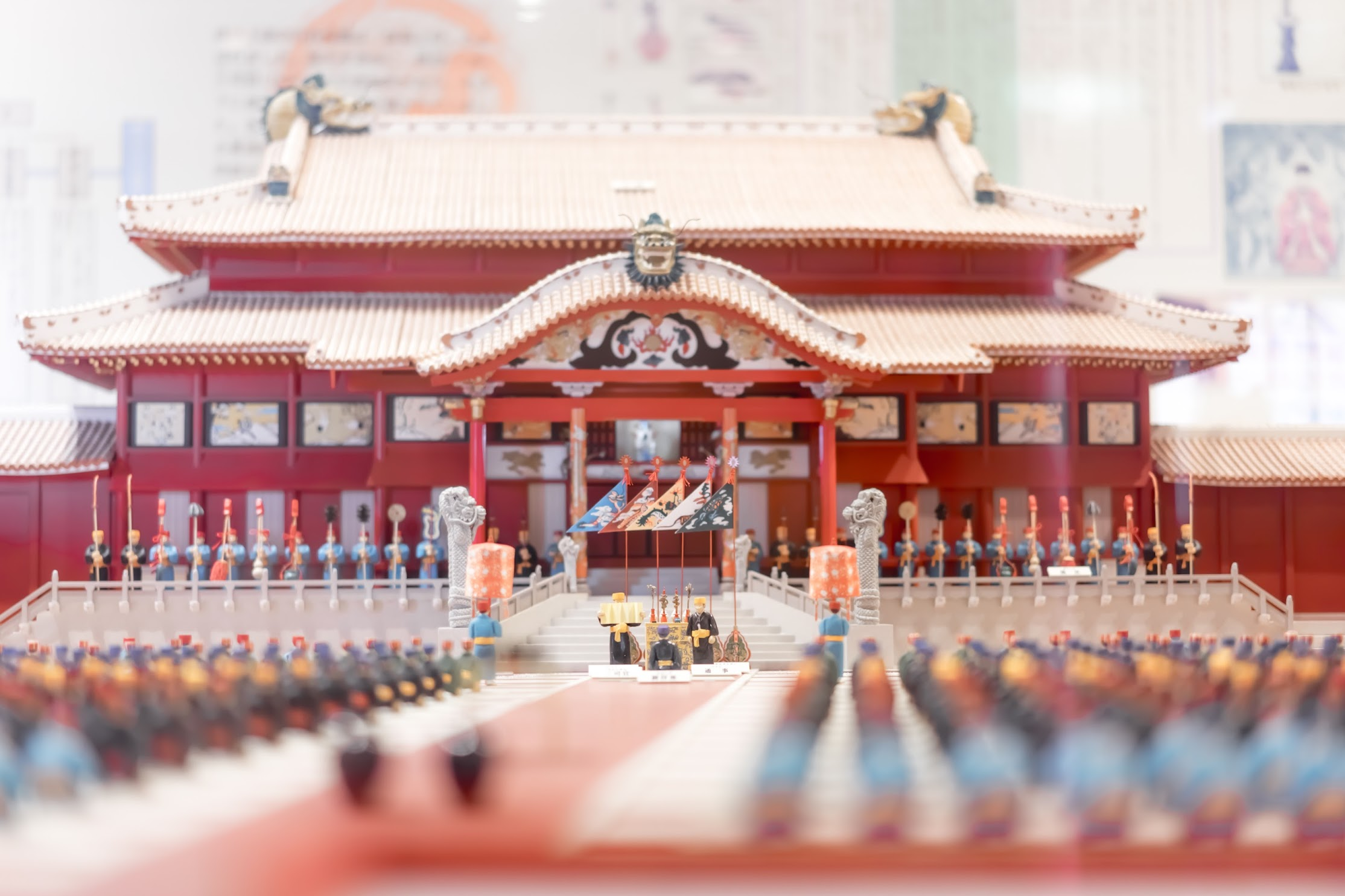 首里城 模型2