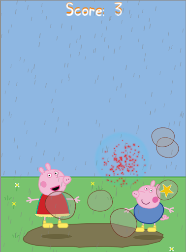 Peppi Pig Muddy Bubbles