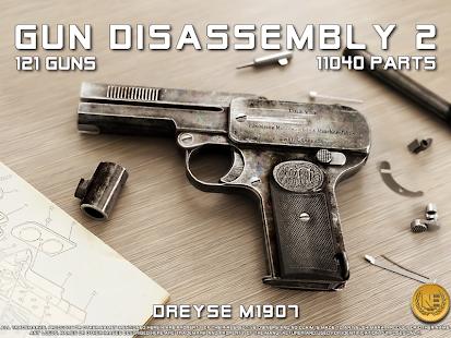 Gun Disassembly 2- screenshot thumbnail