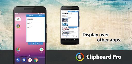 Clipboard App