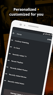 Plex: Stream Movies, Shows, Music, and other Media  App Download For Android and iPhone 5