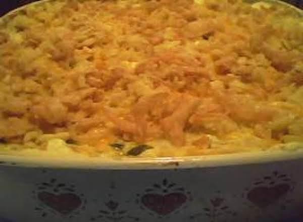 Vegetable Potato Supreme Recipe