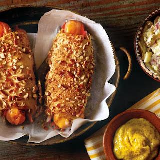 Pretzel-Crusted Dogs Recipe