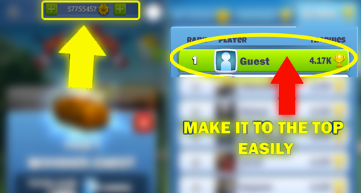 Cheats Golf Clash Free Gems and Coins - prank for PC