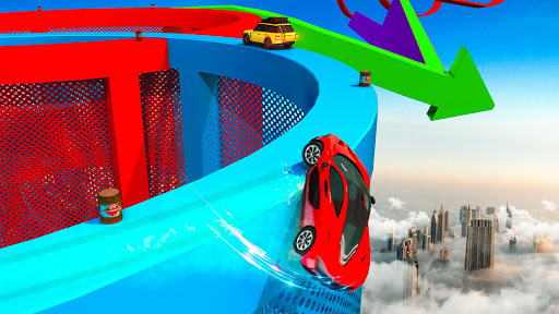 Mega Ramps - Ultimate Races apkpoly screenshots 5
