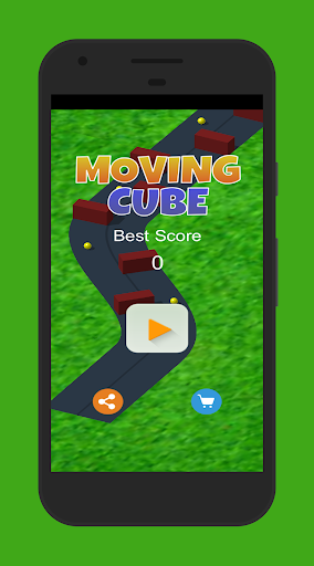 Moving Cube android2mod screenshots 2