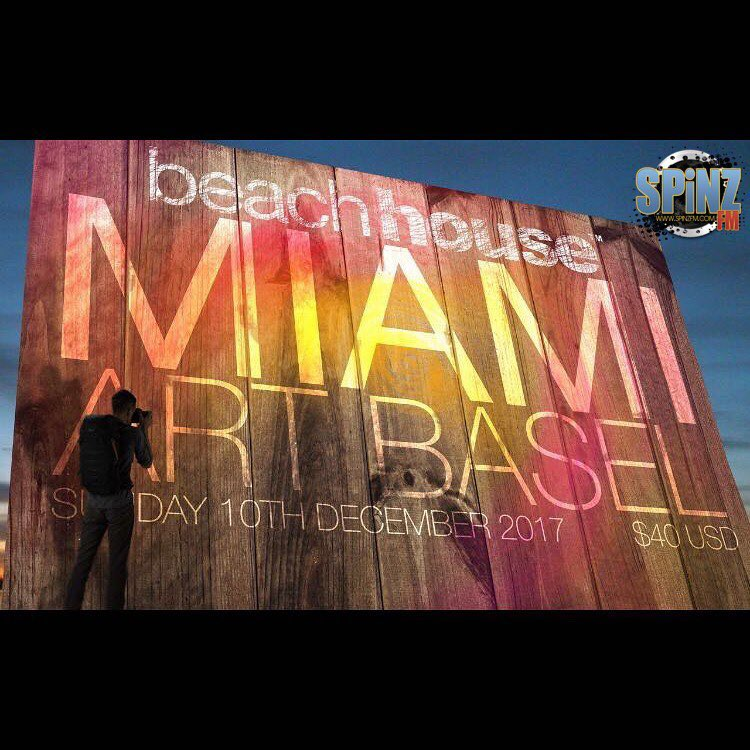Beach House Miami Art Basel