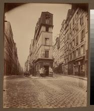 Photo: Maison dÕAndre Chenier en 1793 - 97 rue de Clery (2e arr)