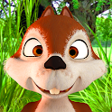 Talking James Squirrel icon