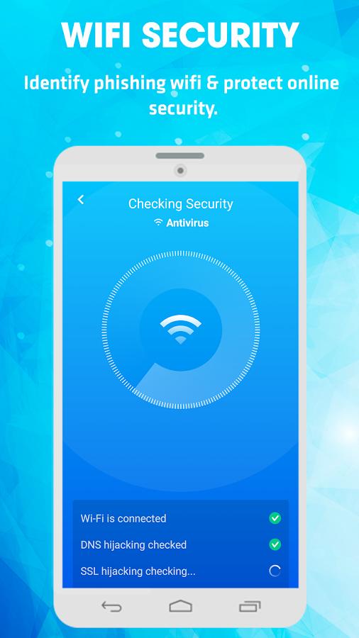 Antivirus Amp Virus Remover Applock Accelerator Android