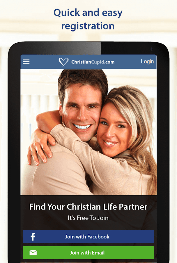 ChristianCupid - Christian Dating App- screenshot
