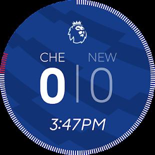 Premier League – Official Interactive watchface
