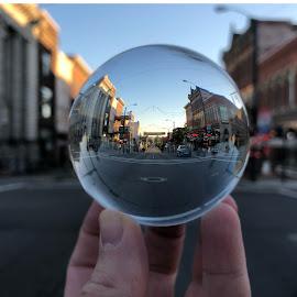 Main Street by Ryan Niemiec - Instagram & Mobile Instagram ( lensball )