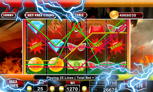 Reel Rich Devil Slot Machine