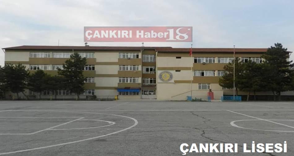 Çankırı Lisesi