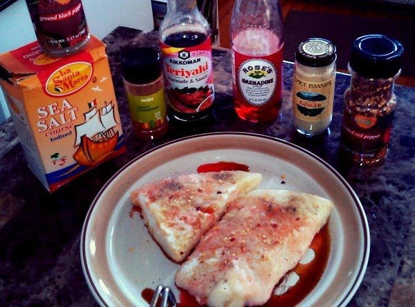 This method works with frozen flounder.  Right out of the freezer, pour all...