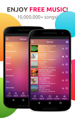 Free Music - screenshot