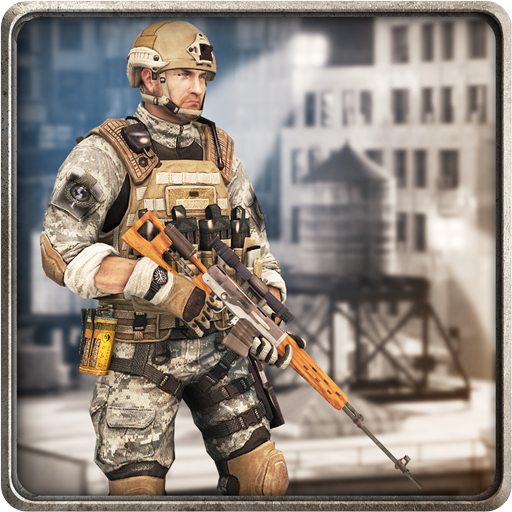 Sniper Survival Shooter - Anti Terrorist Hero