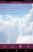 Screenshot of Total Confidence & Success