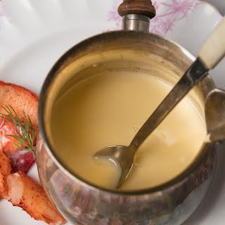 Champagne Sauce Recipe