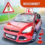 Car Driving School Simulator Icon