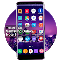 Theme for Samsung Galaxy Note 9 icon