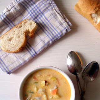 Fish Vegetable Soup