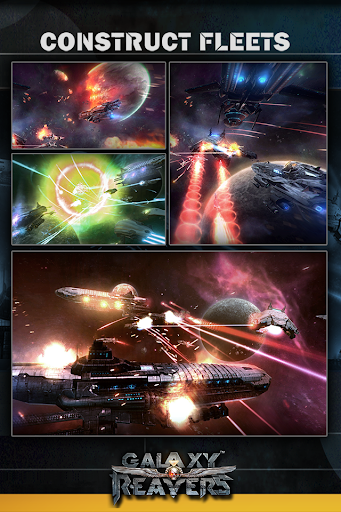 Galaxy Reavers - Starships RTS 1.2.19 Screenshots 5