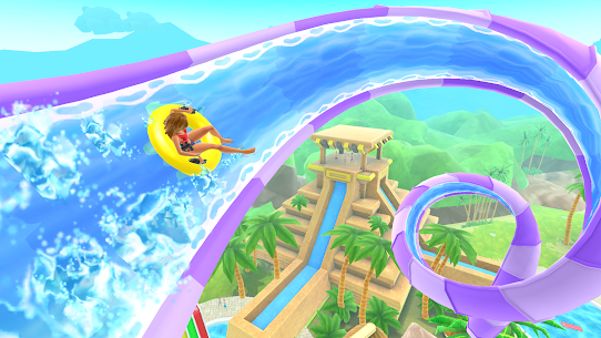 Uphill Rush Water Park Racing MOD Apk 4.3.45 (Free Shopping) 7