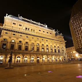 Národní divadlo - I. by Drahomír Škubna - Buildings & Architecture Public & Historical