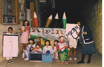 """Photo: 2000 """"Colores Alpino"""""""