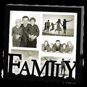 family photo frame maker