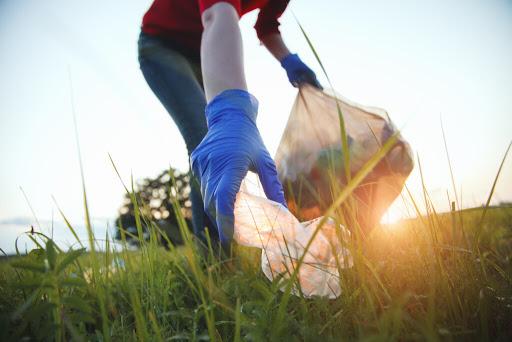 Music & the Spoken Word: Picking up litter