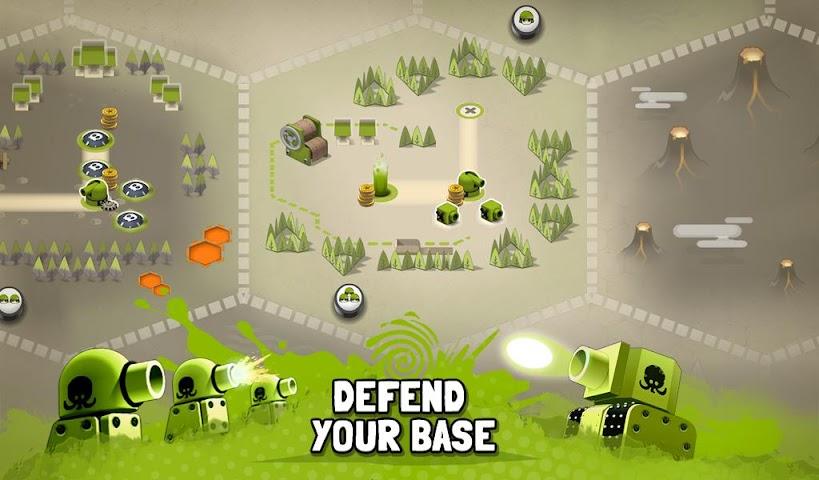 android Tactile Wars Screenshot 7