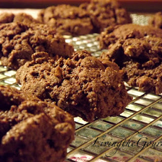 Chocolate Pretzel Cookies!!!