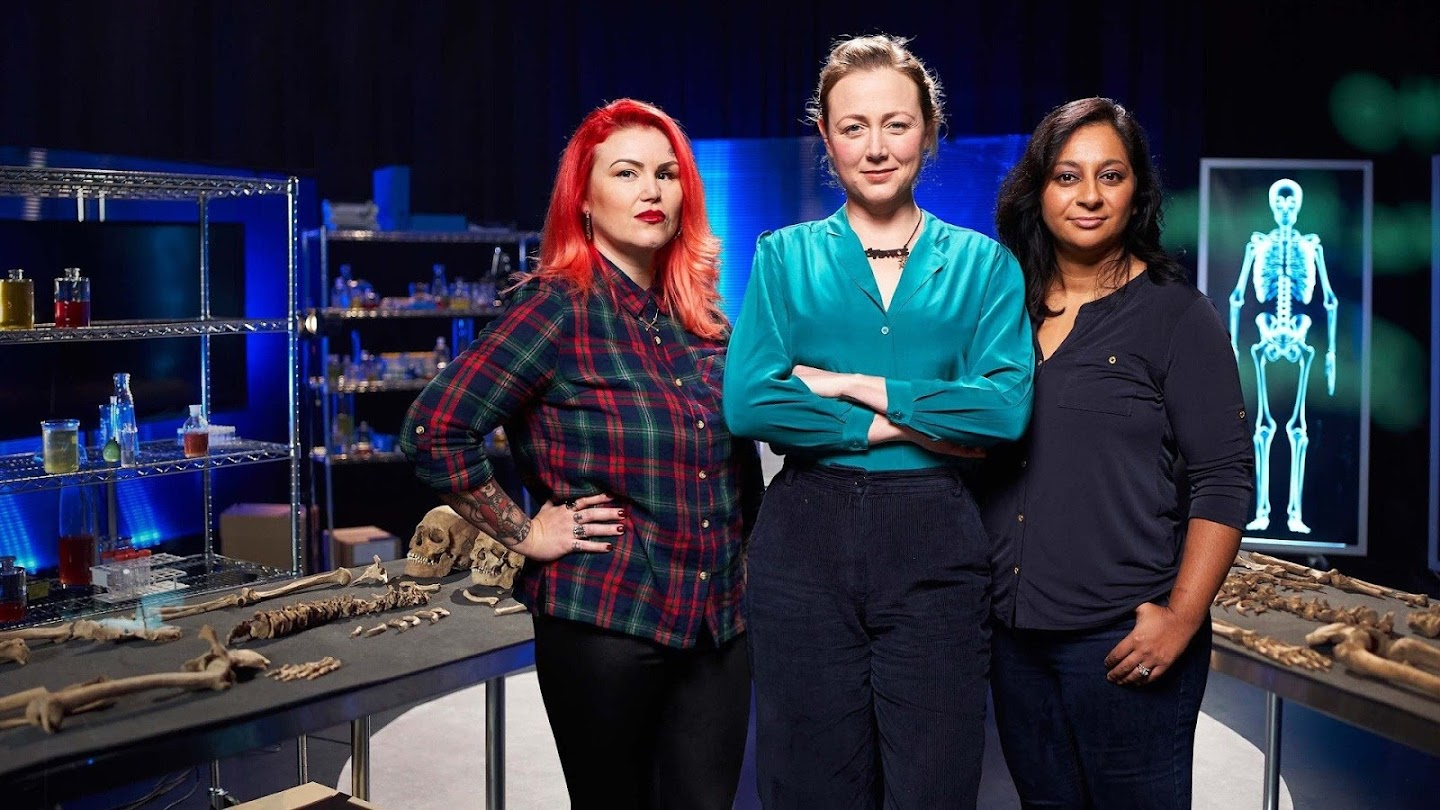 Watch The Bone Detectives live