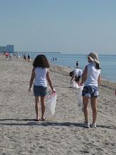 Photo: Beach Cleanup