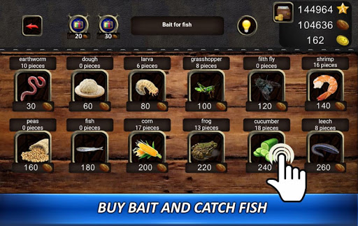 Fishing rain - fishing simulator apkpoly screenshots 8