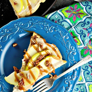 Caramel Dessert Pizza Recipes