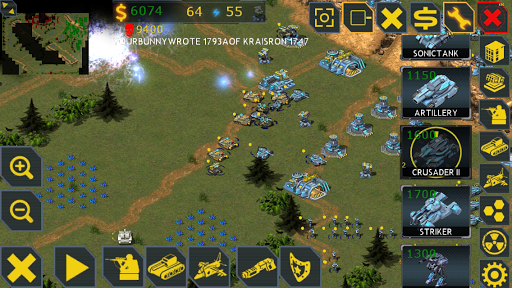 RedSun RTS: Strategy PvP  screenshots 12