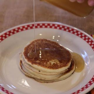 Buttermilk Pancake Syrup.