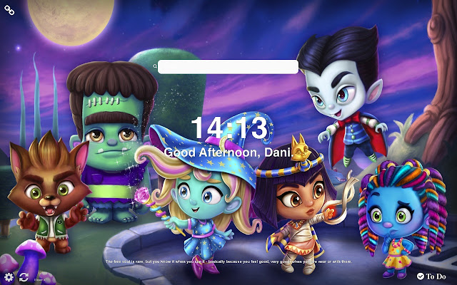 Super Monsters HD Wallpapers New Tab
