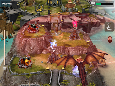 War Dragons APK screenshot thumbnail 18