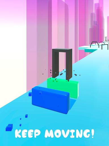Code Triche Triple Shift:  Run & match Edition 3D APK MOD (Astuce) screenshots 3
